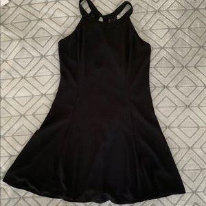 Naked Zebra- Little Black Dress